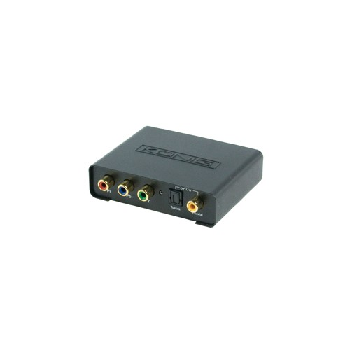 KONVERTER COMPONENT + DIGITAL AUDIO AUF HDMI - 1