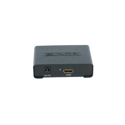 KONVERTER COMPONENT + DIGITAL AUDIO AUF HDMI - 2