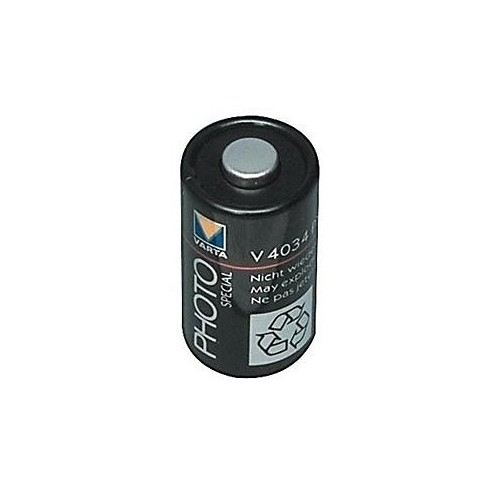 PHOTO-BATTERIE VARTA 6VOLT
